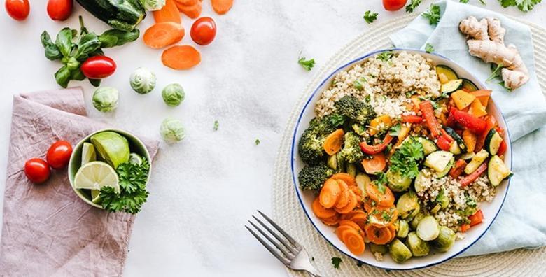 POPUST: 57% - Test intolerancije na 450 namirnica ili nutricionistički pregled uz plan prehrane - saznajte koje namirnice vam smetaju i eliminirajte uzrok tegoba od 259 kn! (Homeopatski centar Homeovita)