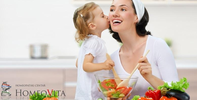 Test intolerancije uz nutricionistički pregled, analizu tijela i plan prehrane za 559 kn!