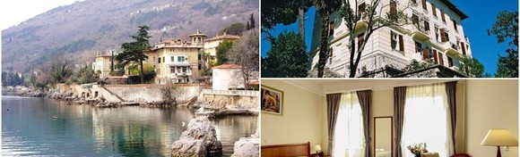 Hotel Lovran 3* na samom šetalištu Lungomare! 2 noćenja s polupansionom za dvoje - zaboravite na zimu uz blagu mediteransku klimu za 989 kn!