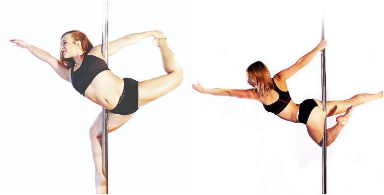 POLE DANCE - odvaži se na zabavne treninge u trajanju  mjesec dana uz super trenerice u Sportvizija centru za 119 kn!
