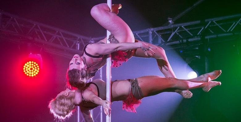 Ples na šipci - mjesec dana treninga za 125 kn!