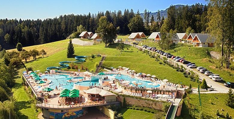 Terme Topolšica - 3 noći s polupansionom i kupanjem za dvoje za 1.739 kn!