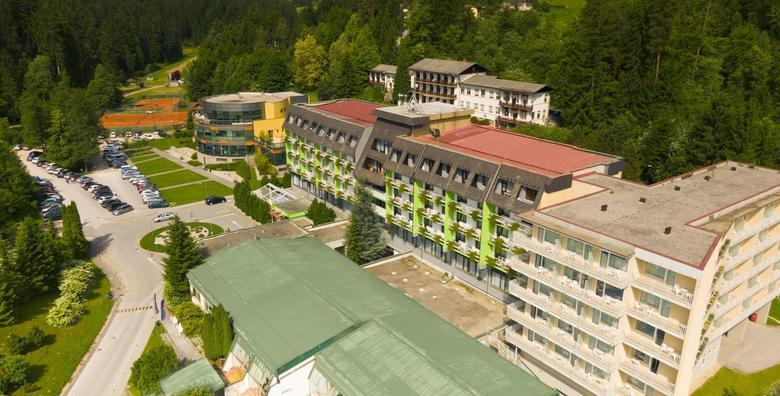 Terme Topolšica - 2 noći s punim/polupansionom i kupanjem za dvoje u hotelu 3* od 1.220 kn!