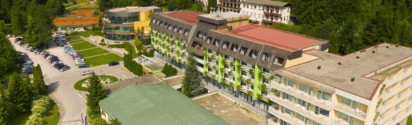 Terme Topolšica - 2 noćenja u hotelu 3* s punim/polupansionom uz korištenje bazena i sauna za dvoje od 1.220 kn!