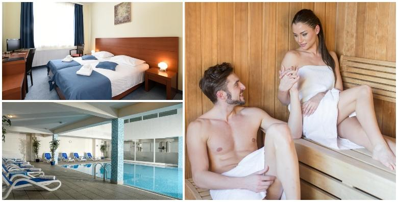 Lovran, Hotel Park 4* - 1 noćenje s polupansionom i korištenjem spa zone za dvoje za 510 kn!