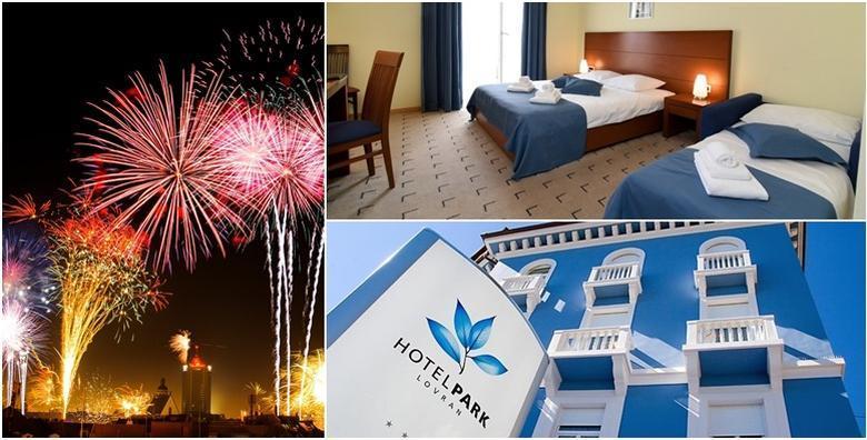 Nova godina u Hotelu Park 4* - 2 ili 3 noćenja s polupansionom od 2.848 kn!