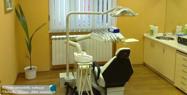 Čišćenje zubnog kamenca, stomatološki pregled