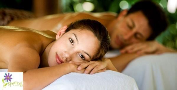 Masaža u paru, mini beauty tretman