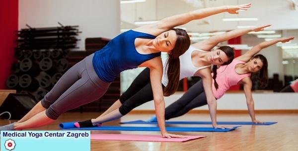 Yoga - mjesec dana neograničenog vježbanja , 8 lokacija