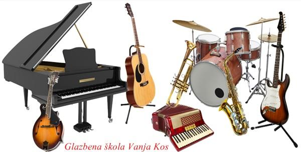 Gitara - naučite svirati akustičnu, električnu ili bas