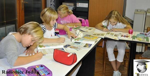 Mentalne mape - radionica za djecu od 6 školskih sati