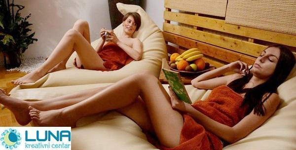 Wellness paket za dvoje - trosatno privatno korištenje spa
