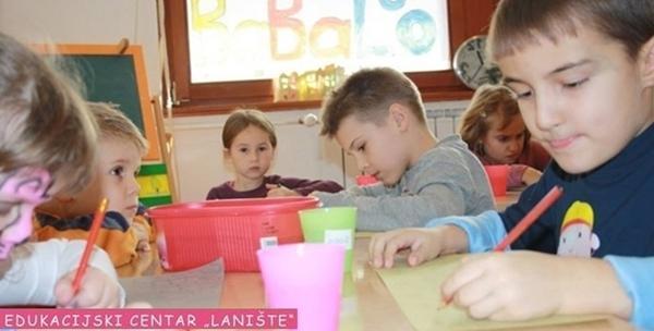 Engleski ili njemački jezik - radionica za djecu od 3 do 7