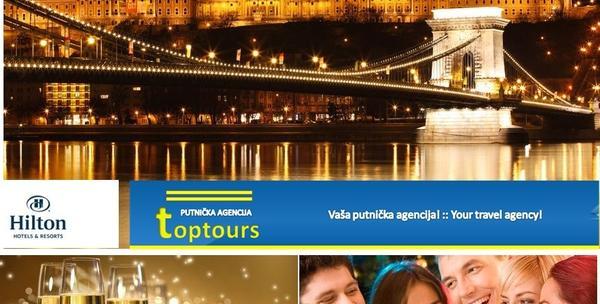 Advent u Budimpešti za 570kn