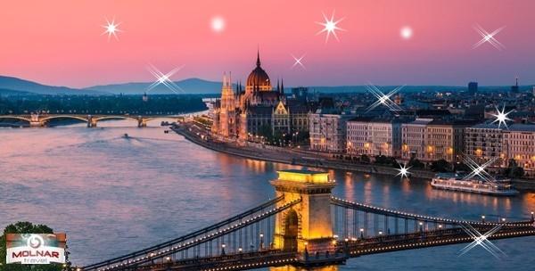 Advent u Budimpešti - jednodnevni izlet s prijevozom