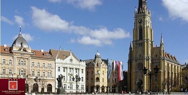 Novi Sad, Hotel Gymnas**** - 3 dana s doručkom