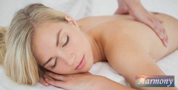 Parcijalna masaža leđa uz ultrazvuk