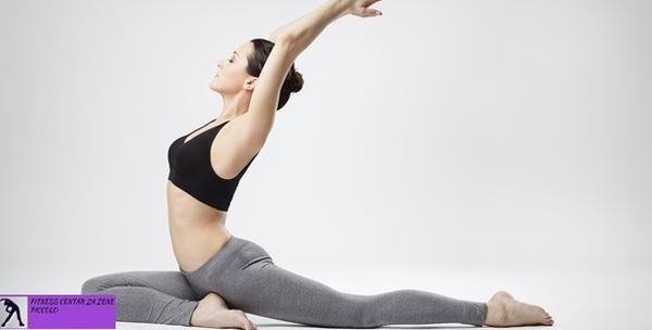 Power Yoga u trajanju mjesec dana