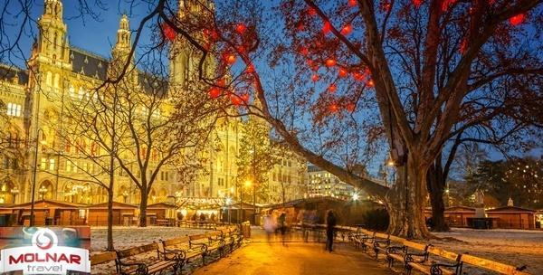 Advent u Beču- jednodnevni izlet s prijevozom
