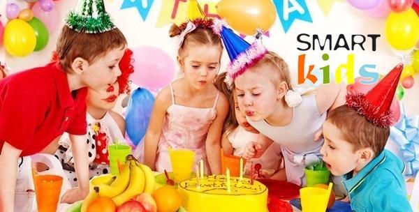 Rođendan za 15 djece u trajanju od 2h u vašem domu