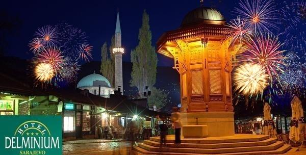 Nova godina u Sarajevu - 4 nezaboravna dana za dvoje