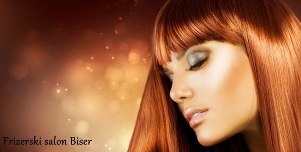 Bojanje kose bojom s arganovim uljem, njega keratinom