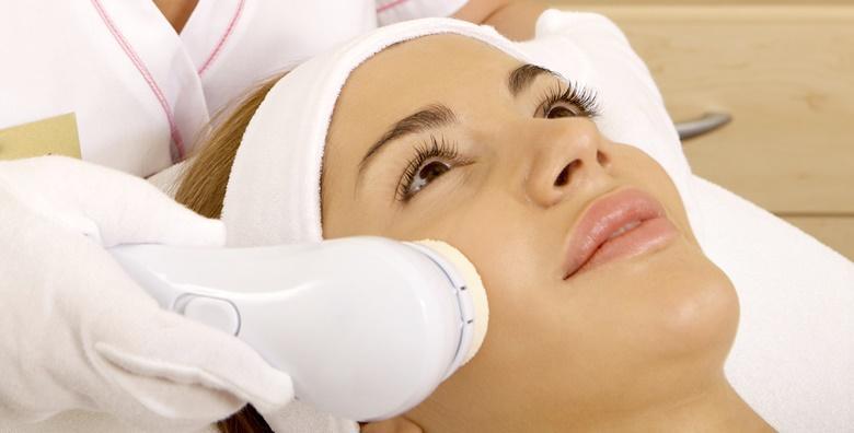 Ultrazvučna mezoterapija lica - lifting sa  6 seruma