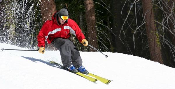 Veliki servis skija - brušenje, obnova uz varenje, vosak
