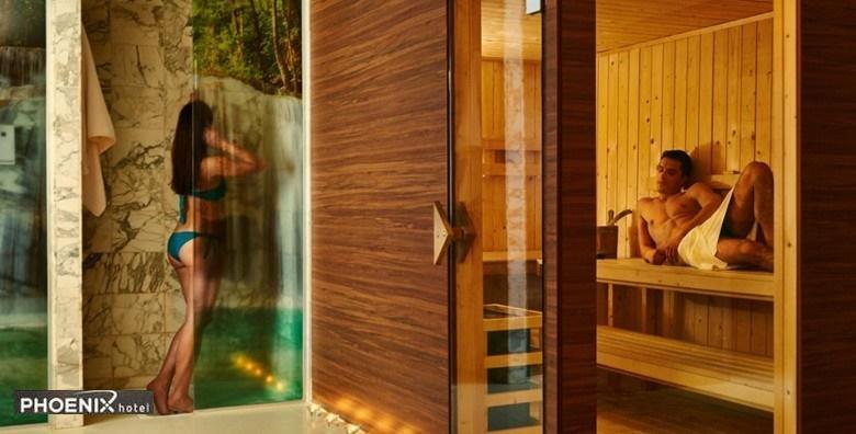 Hotel Phoenix**** - wellness i spa uz hot stone
