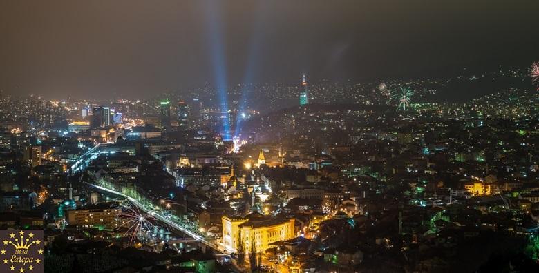 Doček Nove godine u Sarajevu za dvoje