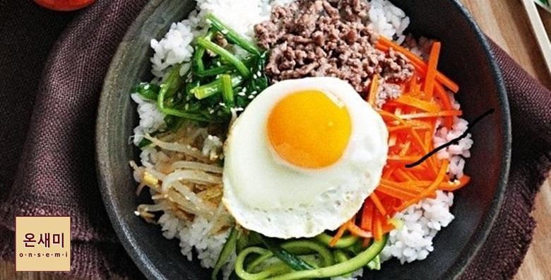 Korejska kuhinja za dvoje u centru grada