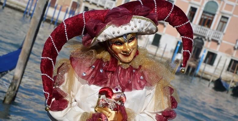 Karneval u Veneciji - cjelodnevni izlet s prijevozom