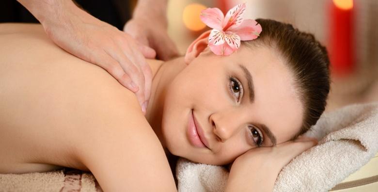 Aromaterapija - opuštajuća masaža u trajanju 60 minuta