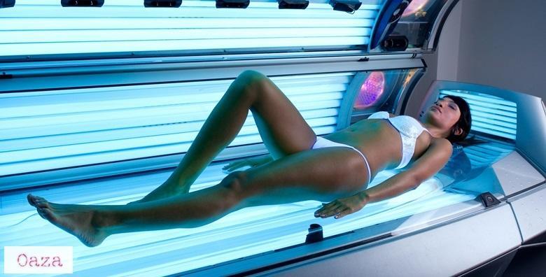 Solarij – 50 minuta sunčanja za 99kn umjesto 200kn!