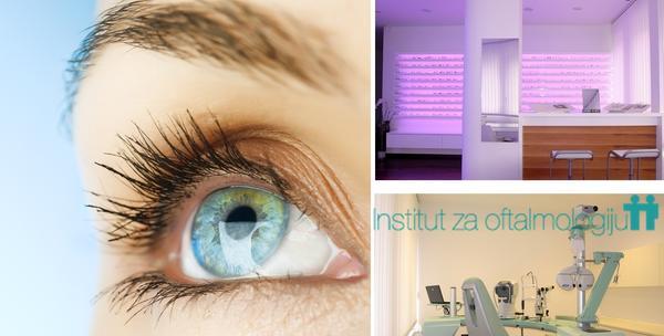 Specijalistički pregled za kontaktne leće