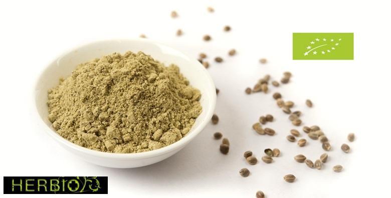 Proteini od konoplje 800g - 100% prirodni hrvatski proizvod