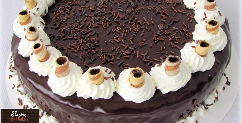 Čokoladna torta - promjera 26cm
