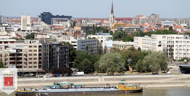 Novi Sad, Hotel Gymnas**** - 3 dana s doručkom za dvoje