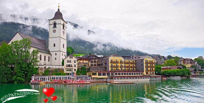 Valentinovo na austrijskim jezerima - 2 dana