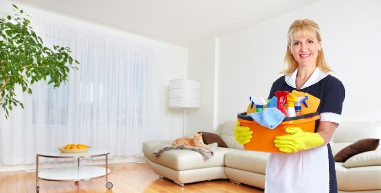 Čišćenje stana do 50m2 ili 90m2