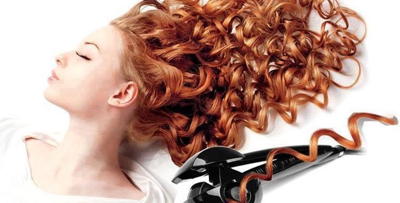 Profesionalni uvijač kose Magic curl