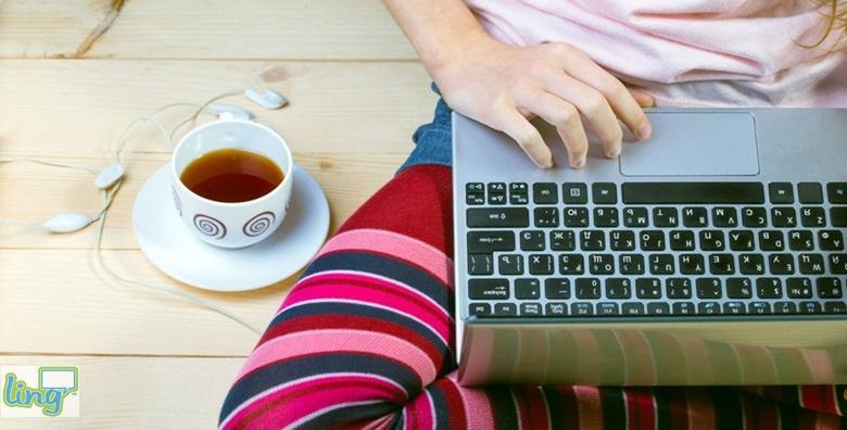 Online učenje stranog jezika po izboru
