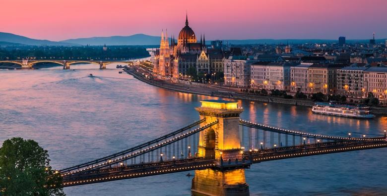 Valentinovo u Budimpešti - izlet s prijevozom