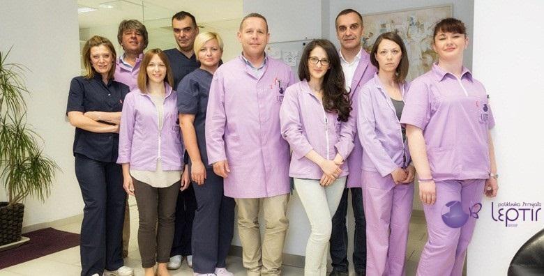 Manipulacija kralježnice u Poliklinici Leptir