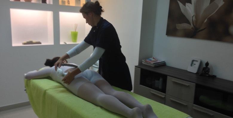 3 LPG endermologie masaže cijelog tijela