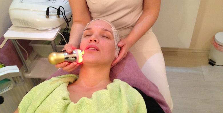 Mezoterapija s hijaluronskom maskom za pomlađivanje