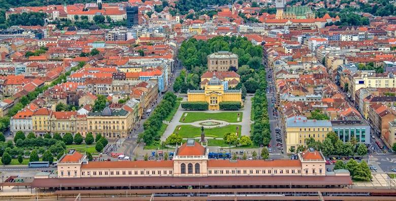 Zagreb - 2 dana s doručkom u Hotelu Vienna***
