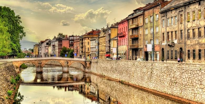 Sarajevo - 3 dana s doručkom za dvoje u Hotelu Alem