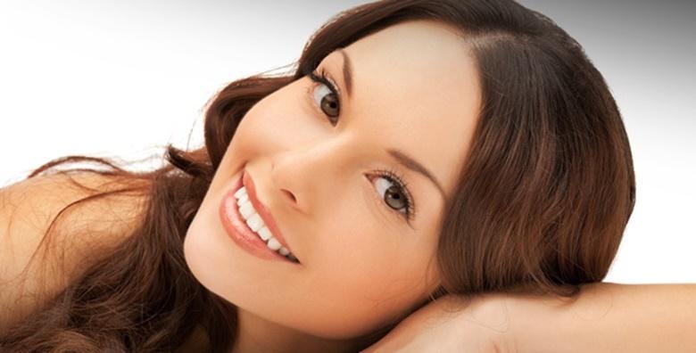 Tretman čišćenja lica i mikrodermoabrazija