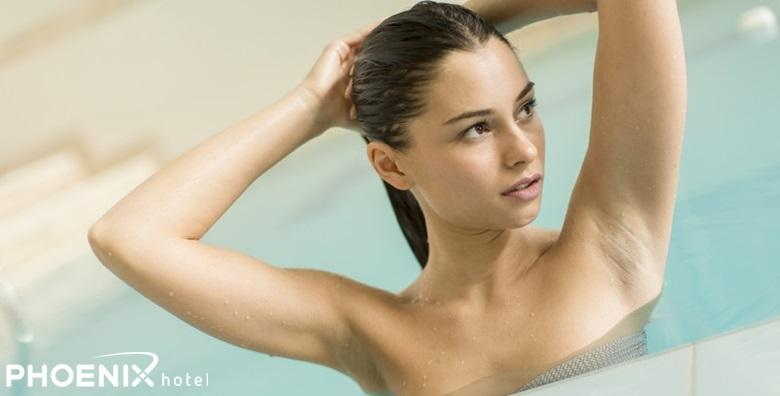 Wellness dan za 1 osobu – masaža, bazen, sauna